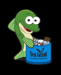 IISG Unwanted Medicines mascot