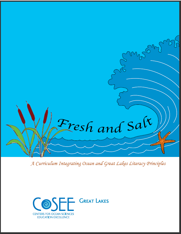 Fresh and Salt: A Curriculum Integrating Ocean and Great Lakes Literacy Principles Thumbnail