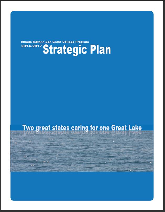 Illinois-Indiana Sea Grant College Program 2014-2017 Strategic Plan Thumbnail