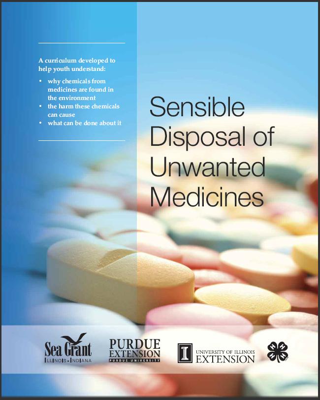 Sensible Disposal of Unwanted Medicines Thumbnail