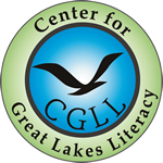 Center for Great Lakes Literacy logo
