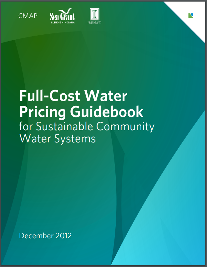 Full-Cost Water Pricing Guidebook for Sustainable Community Water Systems Thumbnail
