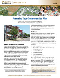 Land Use: Assessing Your Comprehensive Plan Thumbnail