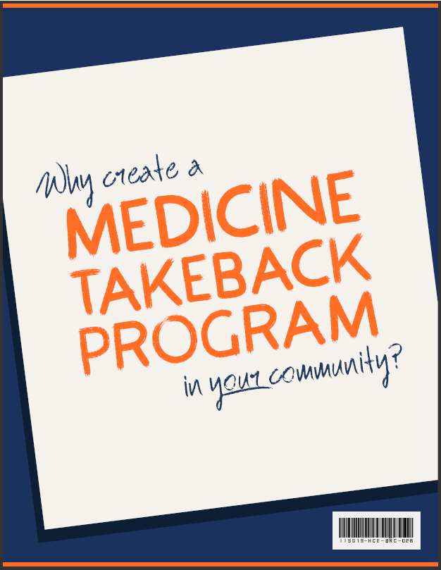 Why create a medicine takeback program in your community? Thumbnail