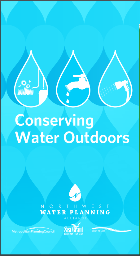 Conserving Water Outdoors Thumbnail