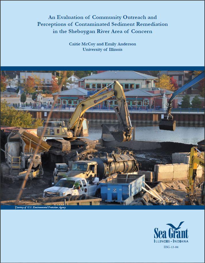 Community Perceptions of Contaminated Sediment Remediation in the Sheboygan River Area of Concern Final Report Thumbnail