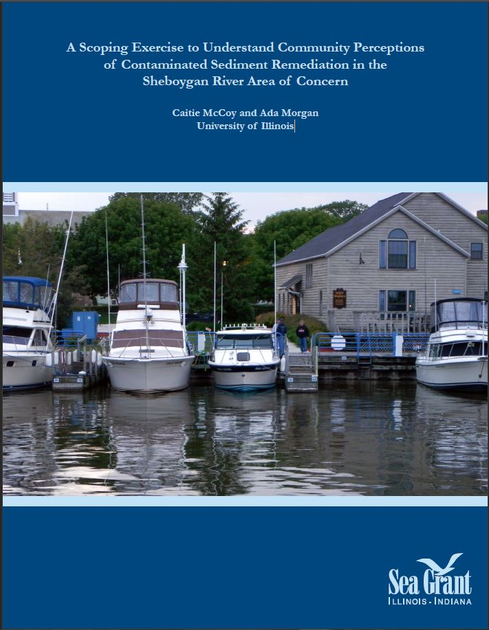 A Scoping Exercise to Understand Community Perceptions of Contaminated Sediment Remediation in the Sheboygan River Area of Concern Thumbnail