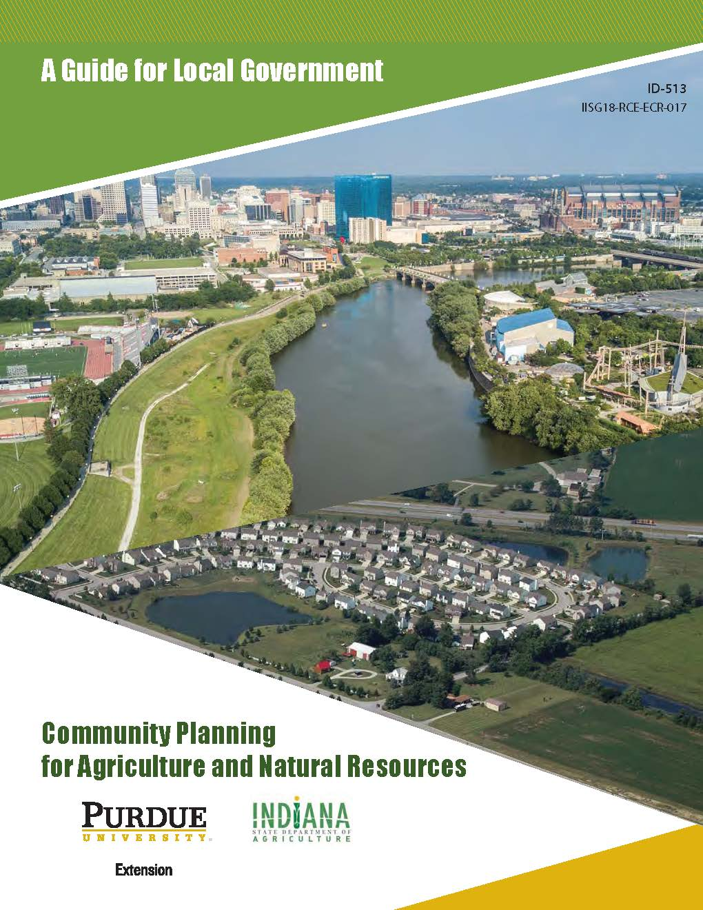 Community Planning for Agriculture and Natural Resources: A Guide for Local Government Thumbnail