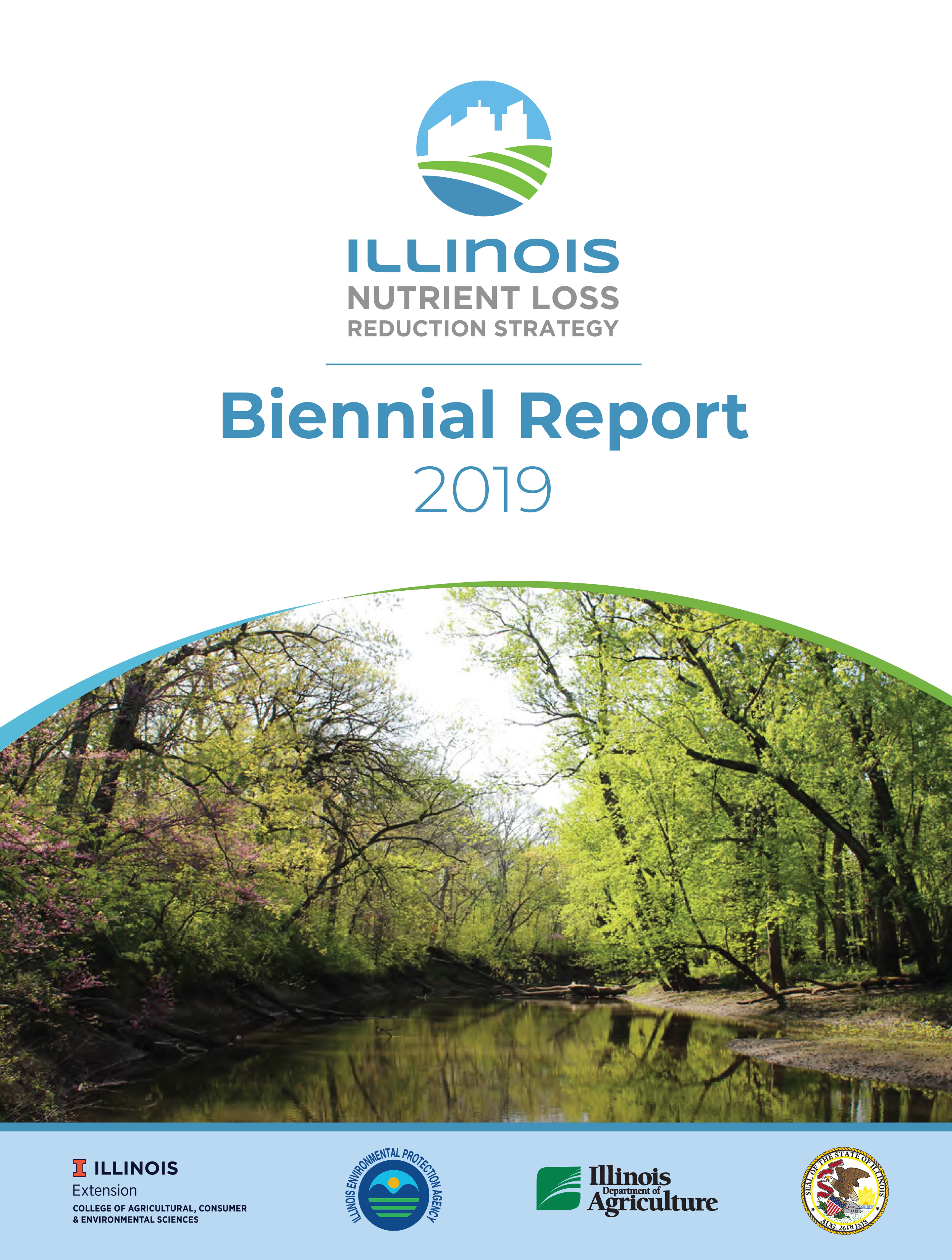 Illinois Nutrient Loss Reduction Strategy Biennial Report 2017-2018 Thumbnail