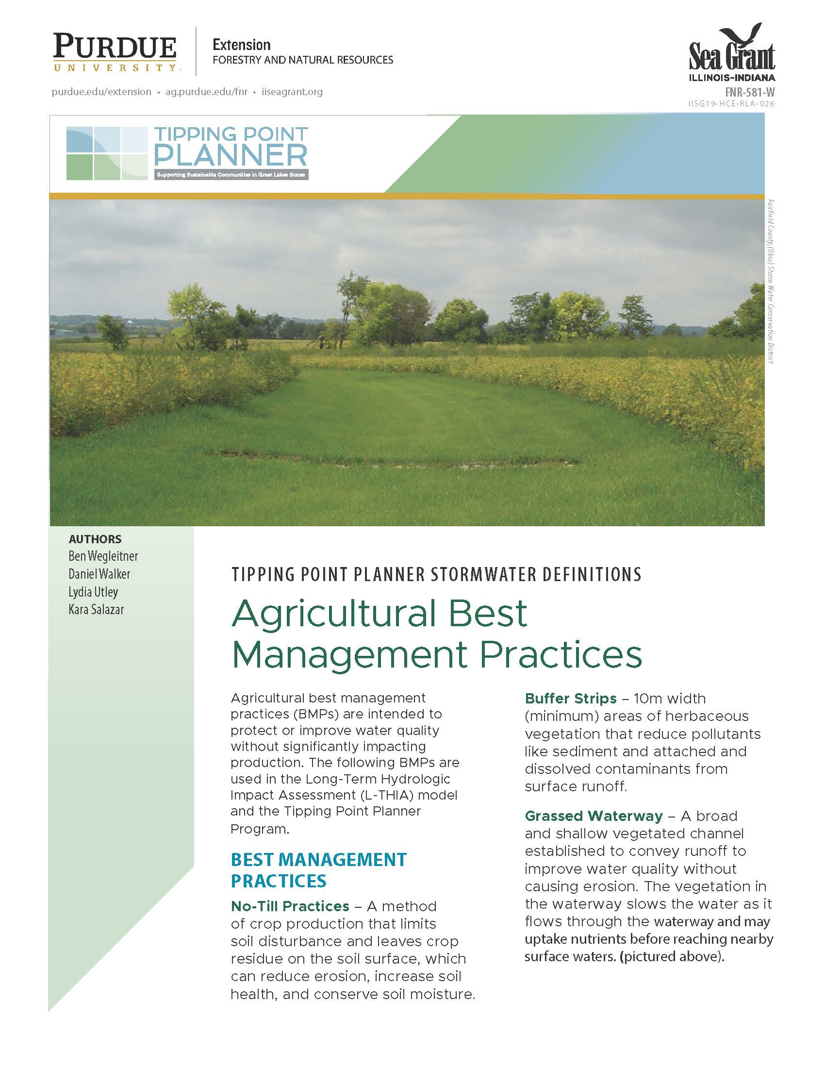 Agricultural Best Management Practices Thumbnail