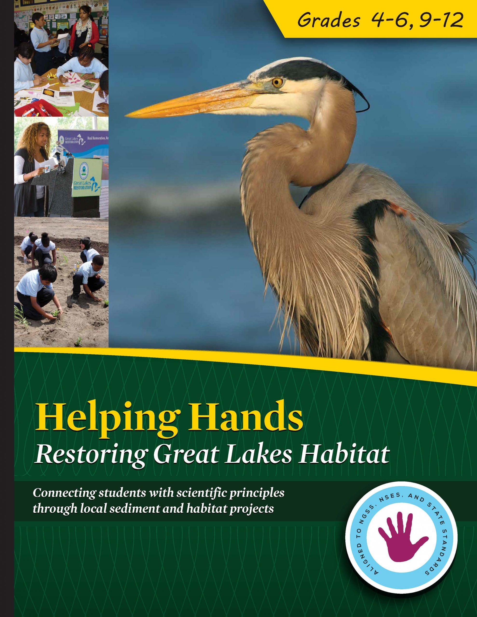 Helping Hands: Restoring Great Lakes Habitat Thumbnail