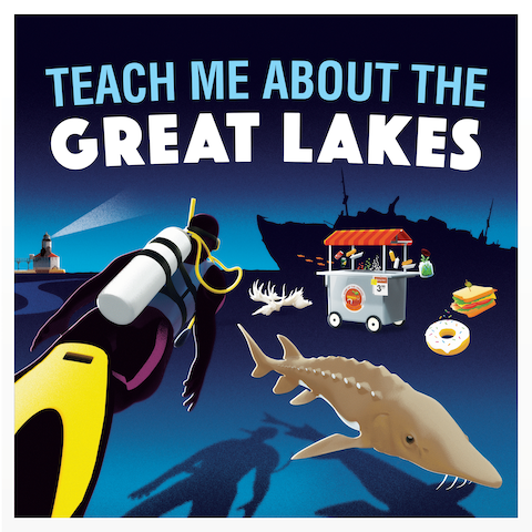 Teach Me About the Great Lakes Thumbnail