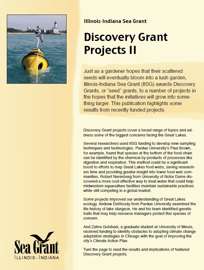 Discovery Grant Projects II Thumbnail