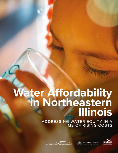 Water Affordability in Northeastern Illinois: Addressing Water Equity in a Time of Rising Costs Thumbnail