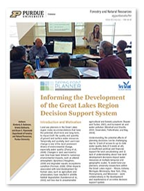 Informing the Development of the Great Lakes Region Decision Support System Thumbnail