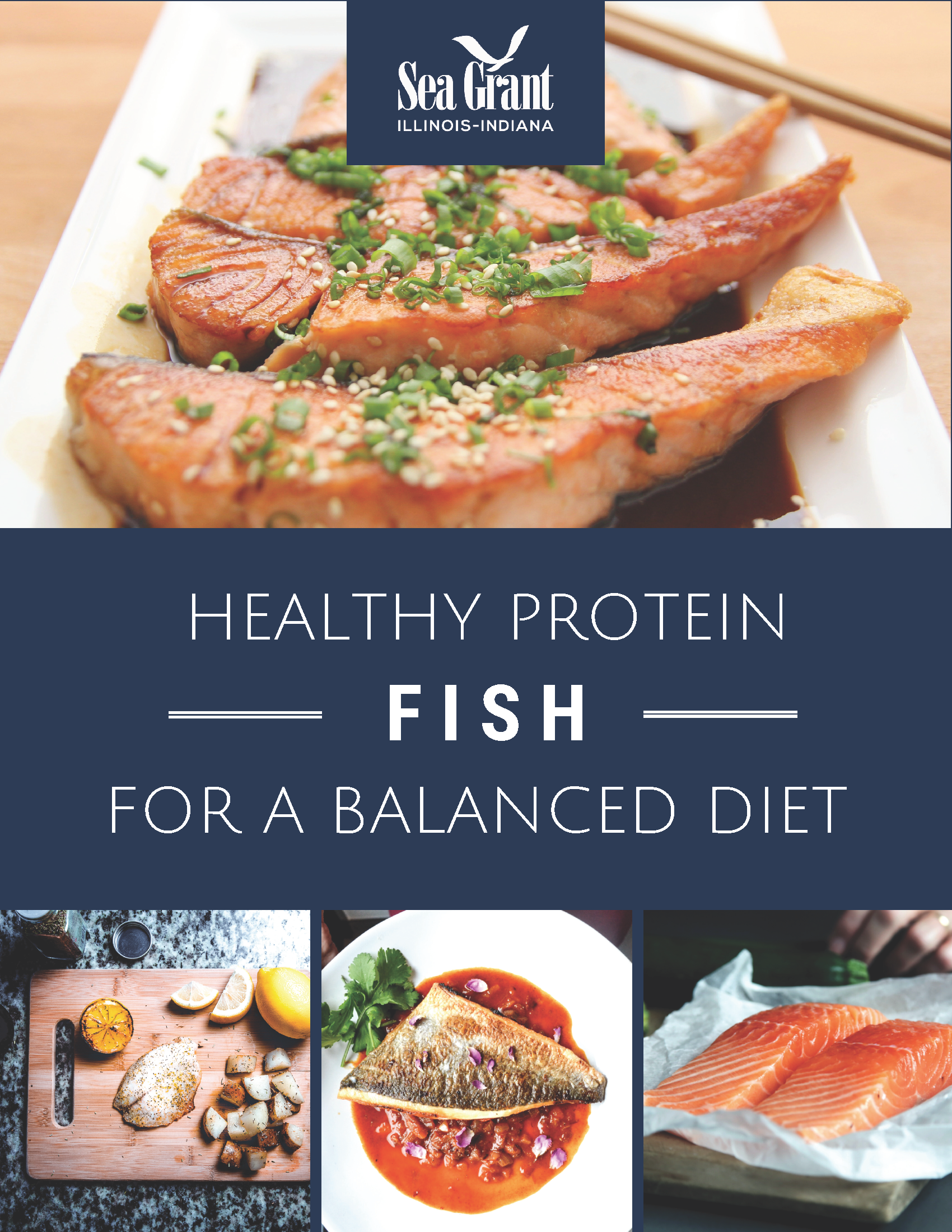 Fish: Healthy Protein for A Balanced Diet Thumbnail
