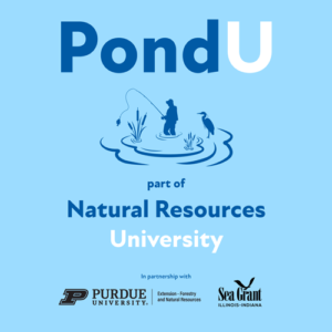 Pond University podcast logo