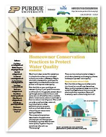 Homeowner Conservation Practices to Protect Water Quality Thumbnail