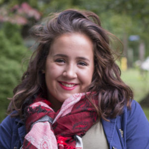 headshot of Kamryn Dehn